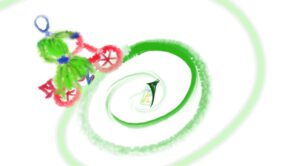 274 Löwidows Spiralen