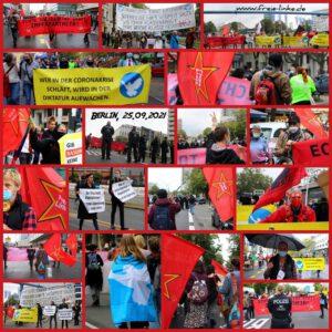 Suchbild: Mitbewohner auf Demo am 25.09.21 in Berlin